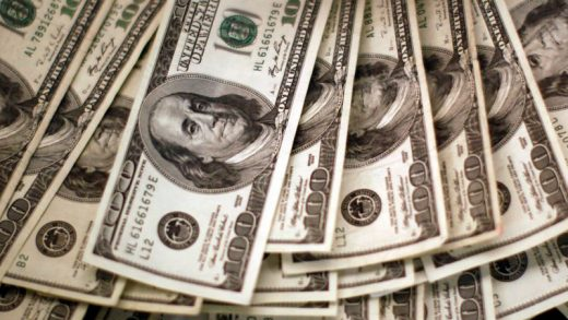 U.S. jobs data and global coronavirus worries hold dollar firm