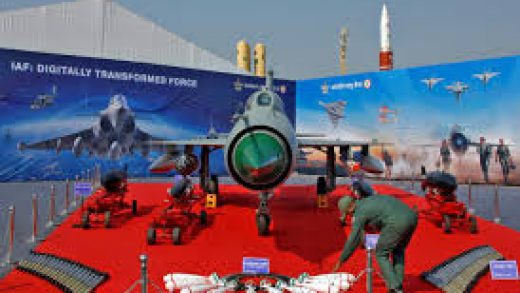 India aims to double defence exports in five years amid resource crunch