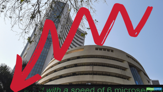 A 1,000-point intraday swing! Sensex closes below 39K, Nifty holds 11,100