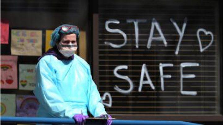 U.S. coronavirus death toll tops 30,000, New Yorkers told to wear masks