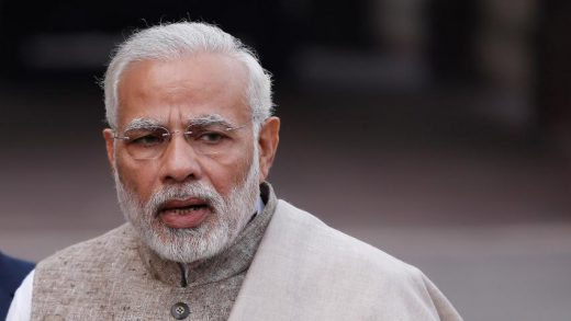 Modi urges citizens to follow lockdown as coronavirus spreads