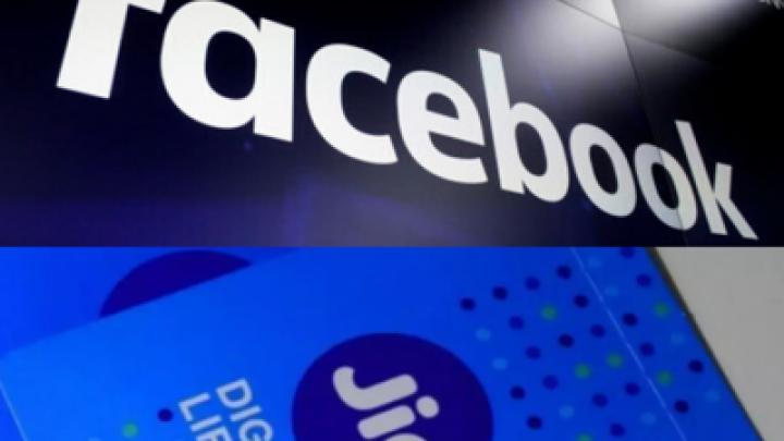 Facebook invests $5.7 billion in Reliance Jio