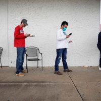 High U.S. unemployment, 2.5 million jobs lost through 2021