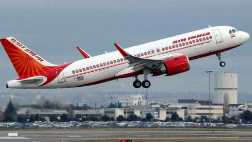 India tells airlines to keep middle seat vacant as far as possible