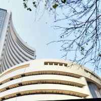 Sensex Nifty inch lower as weak U.S. GDP data Reliance results weigh