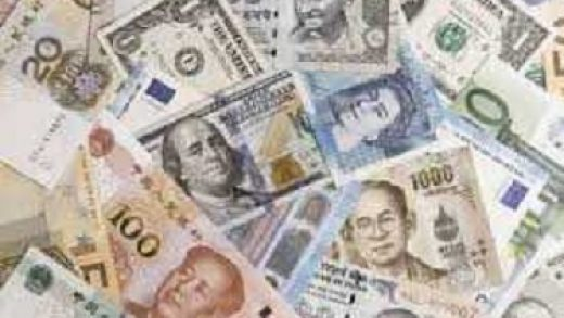 Dollar Up Over Treasuries' Orderly Gains, but Concerns Remain